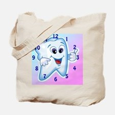 ThumbsUpClock3 Tote Bag
