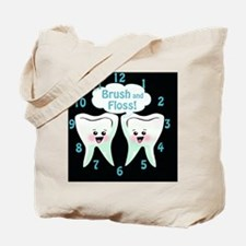 2frontteeth4 Tote Bag