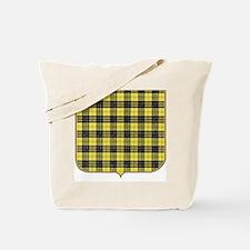 mcleod tartan Tote Bag