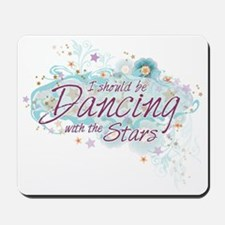 Dancing with Flowers Mousepad
