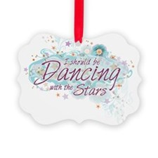 Dancing with Flowers Ornament