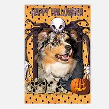 HalloweenNightmare_Austra Postcards (Package of 8)