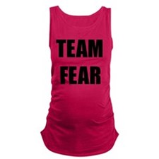 Team Fear Maternity Tank Top
