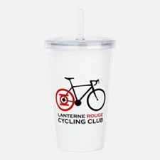 Lanterne Rouge Cycling Acrylic Double-wall Tumbler