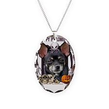 HalloweenNightmare_Chihuahua_I Necklace