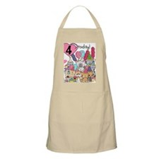 ZXKITTENS4 Apron