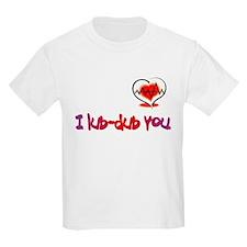 I lub-dub you Kids T-Shirt
