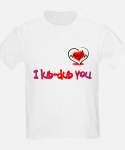 I lub-dub you Kids T-Shirt