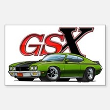 Green_GSX Decal