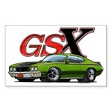 Green gsx Single