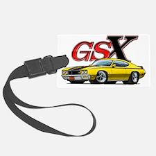 Yellow_GSX Luggage Tag