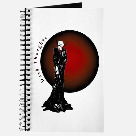 Dark Thoughts Journal