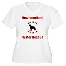 HelpNewfHelponDar T-Shirt