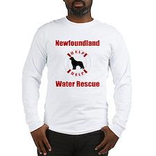 HelpNewfHelponDark Long Sleeve T-Shirt