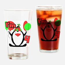 PENGUIN4 Drinking Glass