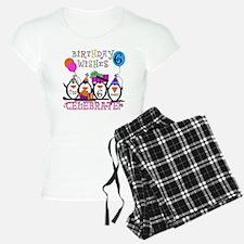 PENGUINBDAY6 Pajamas