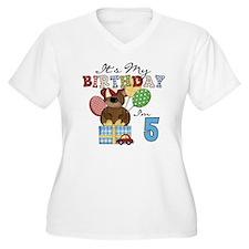 BEARTEDDY5TH T-Shirt