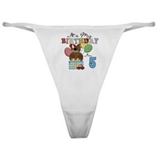 BEARTEDDY5TH Classic Thong