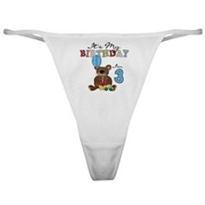 BEARTEDDY3RD Classic Thong