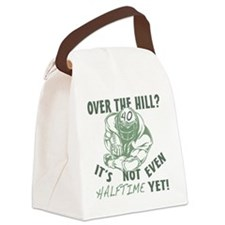 halftime40 Canvas Lunch Bag