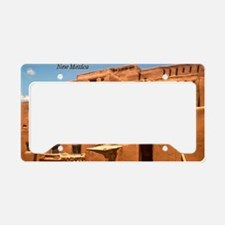 Taos11cover License Plate Holder