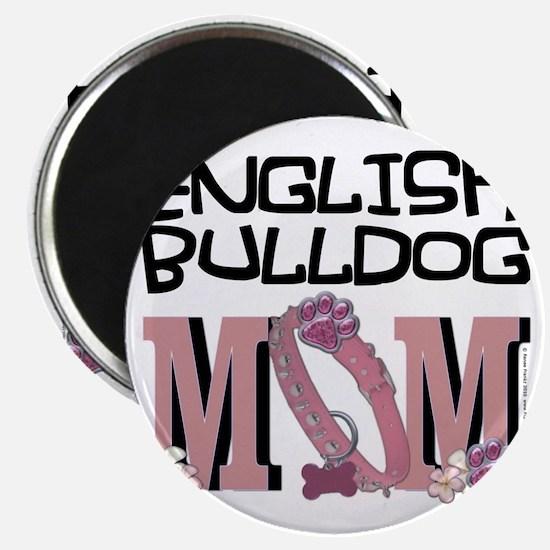 EnglishBulldogMOM Magnet