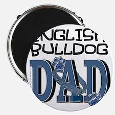 EnglishBulldogDAD Magnet