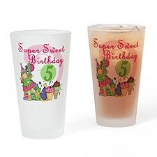 ZXSUPERSWEET5 Drinking Glass