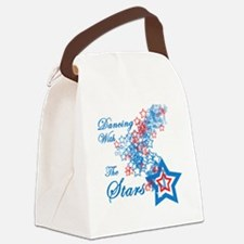 dancing stars2 Canvas Lunch Bag