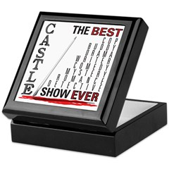 Castle_BestShowEver Keepsake Box