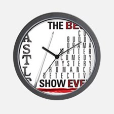 Castle_BestShowEver Wall Clock