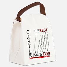 Castle_BestShowEver Canvas Lunch Bag