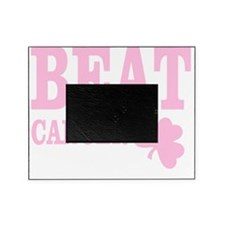 BEAT CANCER Picture Frame