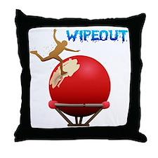 2-BigBall Throw Pillow