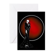 Dark Thoughts Greeting Cards (Pk of 10)