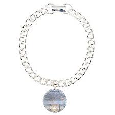 Grace Note Tile1 Charm Bracelet, One Charm
