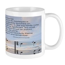 Gods Grace Note Mug