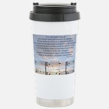 Grace Note Note Travel Mug