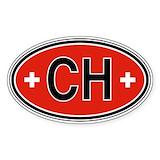Ch swiss Stickers