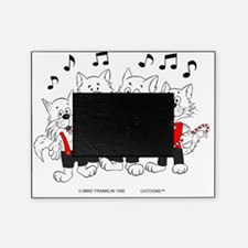 Chorus Cats in color best best Picture Frame