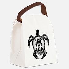 300px8x8silvrhawaiiturtle2 Canvas Lunch Bag