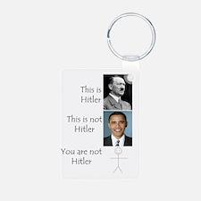 Hitler Keychains