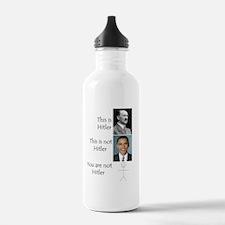 Hitler Water Bottle