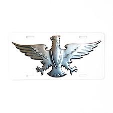 eagle1 Aluminum License Plate