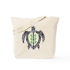 2-hawaiianturtlektexture2 Tote Bag