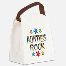 AUNTIE Canvas Lunch Bag