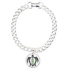 2-hawaiianturtlektexture Bracelet