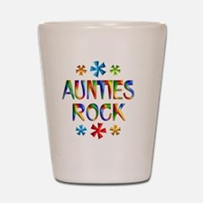 AUNTIE Shot Glass