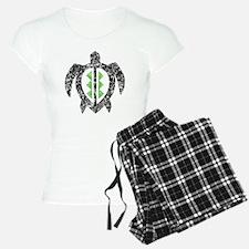 2-hawaiianturtlektexture2 Pajamas