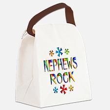 NEPHEW Canvas Lunch Bag
